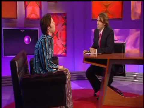 Great Rufus Wainwright interview part 1 of 2