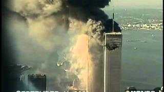 9 11 Actual crash footage of 2nd plane thumbnail