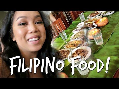 DELICIOUS FILIPINO FOOD! - January 14, 2017 -  ItsJudysLife Vlogs