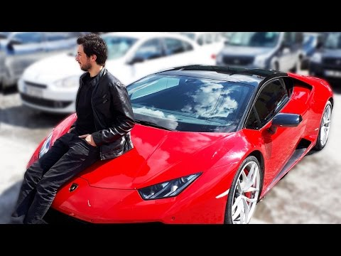 HOW TO CLEAN €430.000 CAR ?