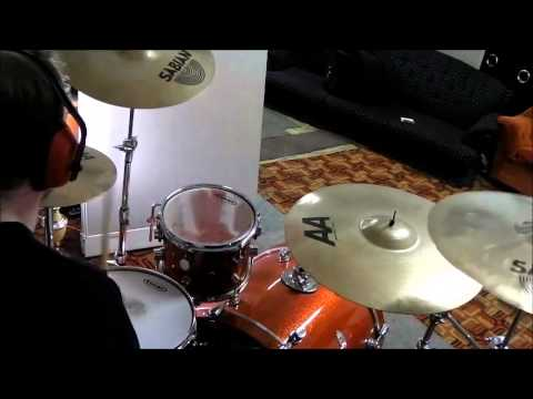 Matt Skiba and The Sekrets - All Fall Down drum cover
