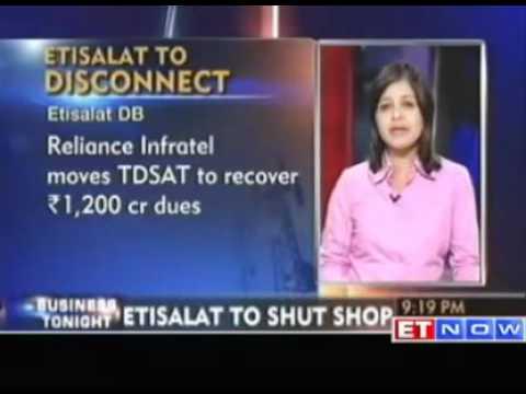 2G: Abu Dhabi based Etisalat to shut its India operations