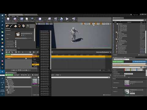 Unreal Engine Control Rig tutorial - YouTube