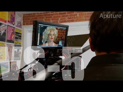 Aputure VS-5 7 Inch HDMI Field Monitor Review - DSLR FILM NOOB