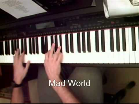 Adrian Van Avatars -  Mad World & Text.avi