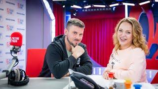 Интарс Бусулис и Алла Довлатова танцуют лезгинку
