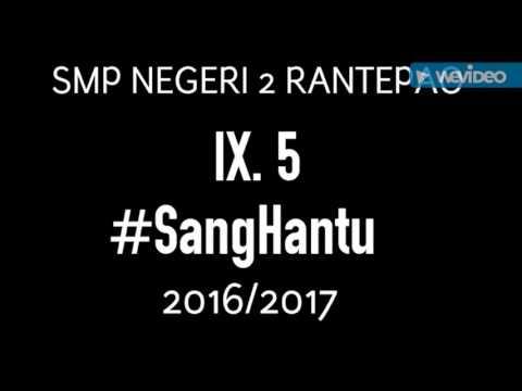 """SMPN 2 RANTEPAO """"Infideranders Class"""" (IX. 5)"""