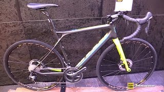 2017 GT Bicycles Grade Carbon Ultegra Road Bike - Walkaround - 2016 Eurobike