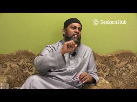 Shepherding as a Parent: Balancing Authority and Compassion with Children - Shaykh Zahir Bacchus