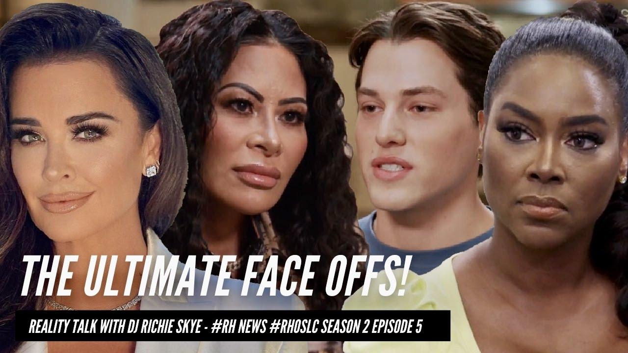 Download Housewives ALL Stars Trailer Reaction! Jen Finally FACES Brooks! RHOSLC Season 2 Episode 5