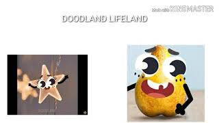 Everything Is Better With Doodles - Doodland Lifeland #2 - Kiss Clock Tongue In-Love