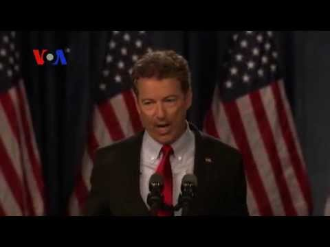 Rand Paul and the 2016 US Presidential Race(On Assignment)