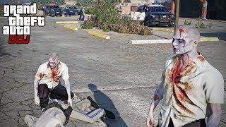 GTA 5 Roleplay - DOJ 277 - Zombie Outbreak (Zombie)