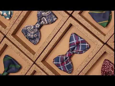 Bow Ties, Ties & Accessories - Handmade in Britain - Mrs Bow