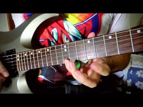 For Endless Fight II/Departure - Mega Man Zero 2 Guitar Cover