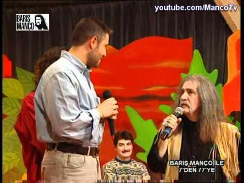 Grup Vitamin - Barış Manço ile 7'den 77'ye 1996