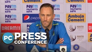 We aim to take twenty wickets in this Test - du Plessis