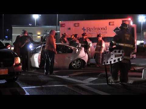 Driver arrested for DUI after causing a serious crash on Highway 27 multiple people airlifted