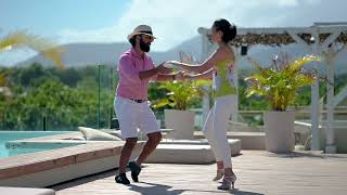 Terence et Sandrine / Bachata Moderne / Camilo, El Alfa - BEBÉ / Mauritius