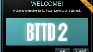 Bubble Tanks Tower Defense 2 Walkthrough
