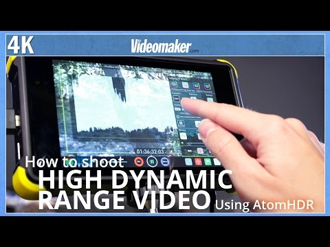 How to Record High Dynamic Range Video on the Atomos Shogun Flame (Sponsored)