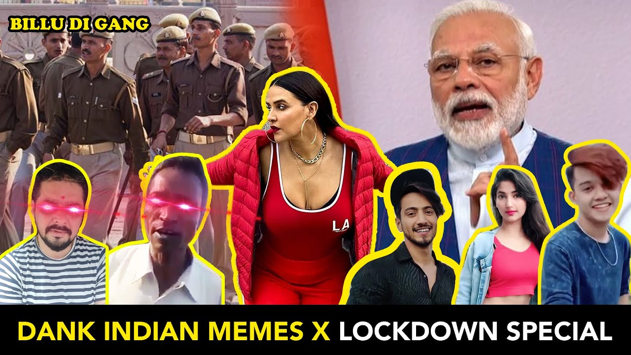 Lockdown Memes Indian