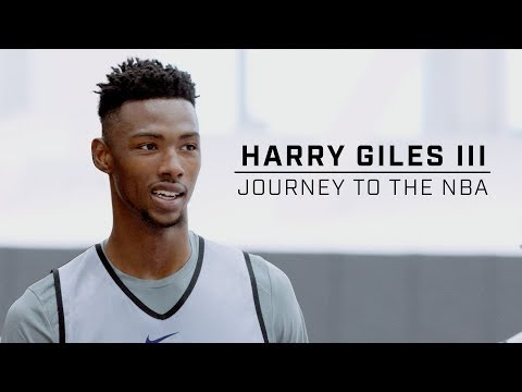 Harry Giles III | Journey to the NBA