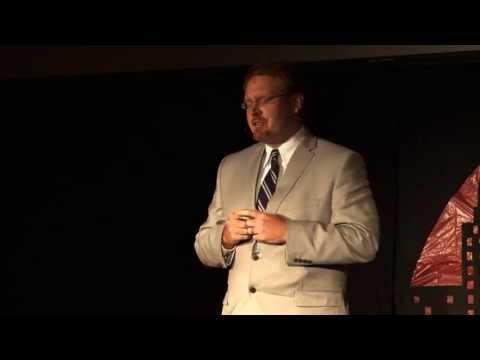 Everyone is a debater: Ken Johnson at TEDxFlourCity
