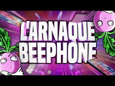 BEEPHONE, Une Belle ARNAQUE ?    #Beephone