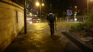 Sony Xperia XZ premium video sample low light (FHD Direct mobile upload)