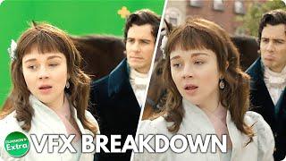 BRIDGETON - Season 1   VFX Breakdown by One Of Us (2020)