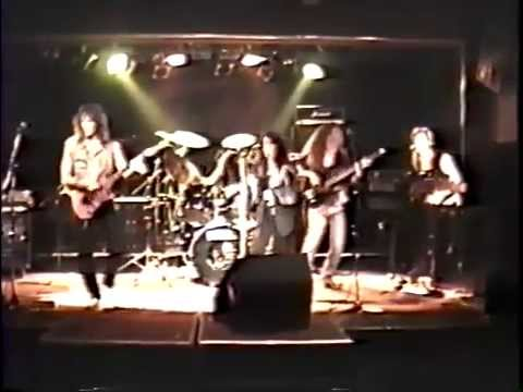 Big Ugly Fish In Concert 1991 FM Station In North Hollywood
