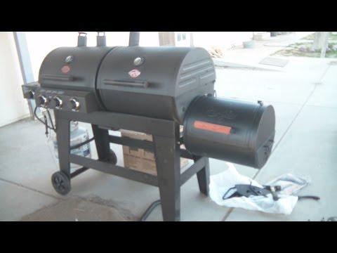 CHAR-GRILLER Side Fire Box Model 22424