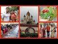 Kolkata Dakshineswar Kali Temple | Adyapith Kali Temple | Prasad | Family Outing | Glam With Me
