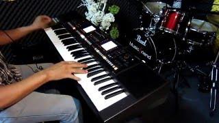 Roland EA7 - NylonGuitar - Bây Giờ Tháng Mấy