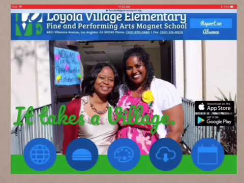 LOYOLA VILLAGE ELEMENTARY SCHOOL QUICK SLIDESHOW (please watch)