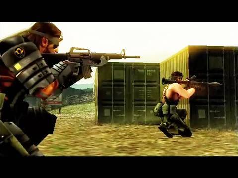 Metal Gear Solid: Peace Walker - Extended PSP Gameplay Trailer [HQ]