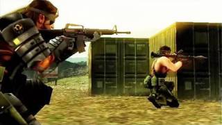 Repeat youtube video Metal Gear Solid: Peace Walker - Extended PSP Gameplay Trailer [HQ]