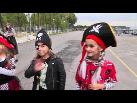 linvideozp: Юмористический журнал для детей и взрослых KidSmile серия «Пираты»