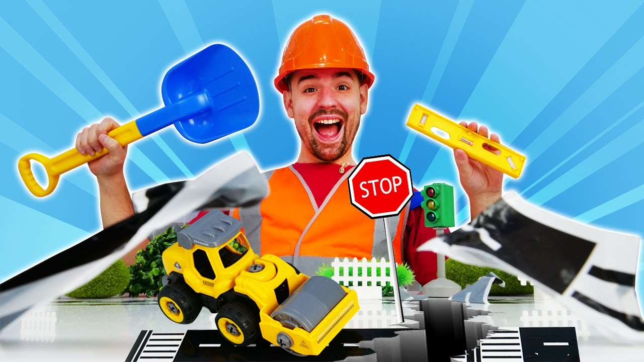 Download La strada per il meccanico è rotta! Storia con le auto per piccoli bambini in italiano