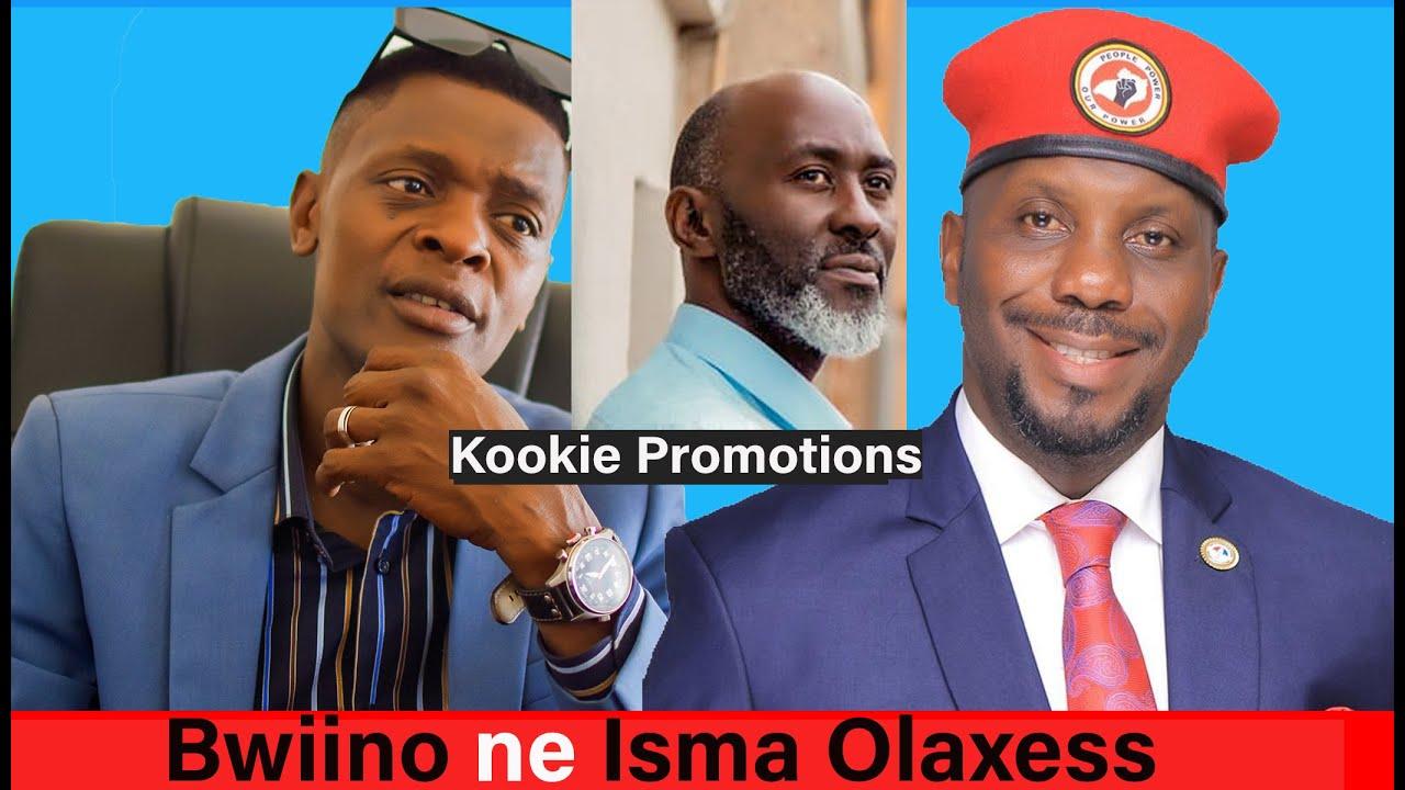 BIZUUSE; Isma Olaxess yogedde Kulukwe NUP Lweyakozesesa okuma Jose Chameleone Card ya Lord Mayor