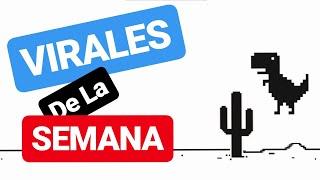 ▶️ VIDEOS VIRALES de Facebook, Instagram y Tiktok - VIRALES DE LA SEMANA octubre #1