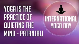 International Yoga Day Status Video | 21st June 2020 | Happy Yoga Day |