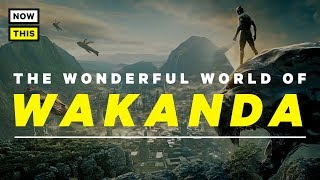 Black Panther Explained: The Wonderful World of Wakanda | NowThis Nerd