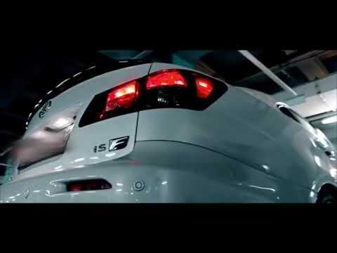 Lexus IS F Almaty drift 2019