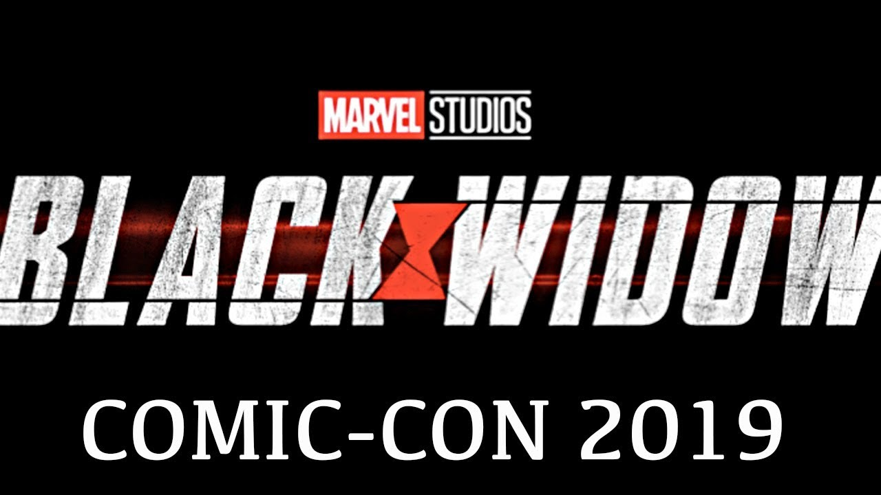 Marvel S Black Widow Sdcc Reveal 2020 Mcu Phase 4 Youtube