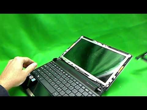 Acer Aspire One Netbook Screen Replacement Procedure
