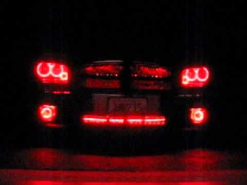 Dodge Charger R T With Aac Halos And V2 Scanner Bars Youtube