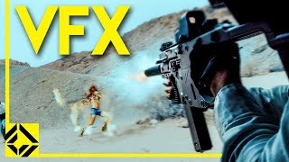 Perfect Gun VFX Explained From The NEW PUBG Movie