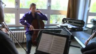 Schnittke String Trio